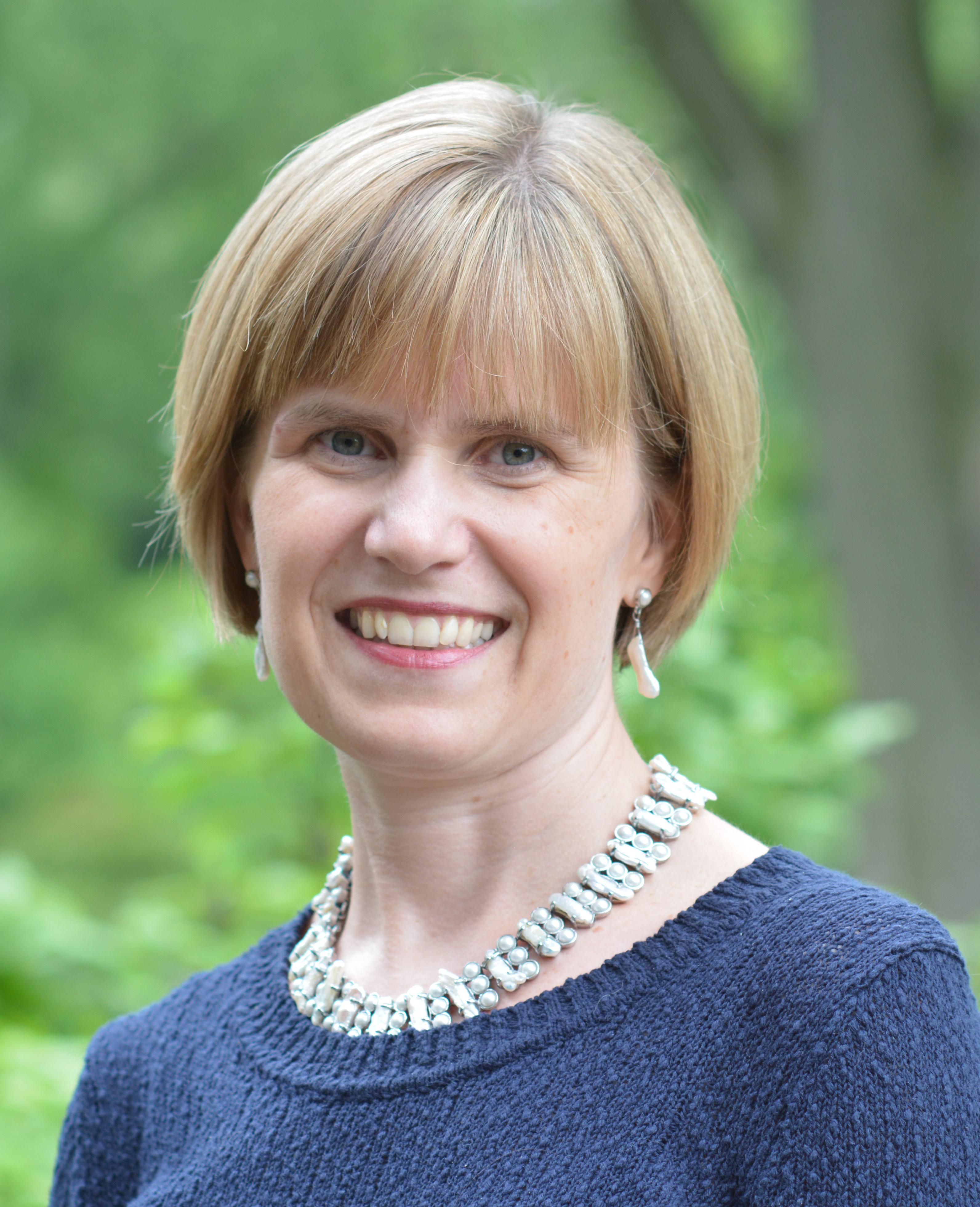 Jill Koski, Vice President of Development,  The Morton Arboretum