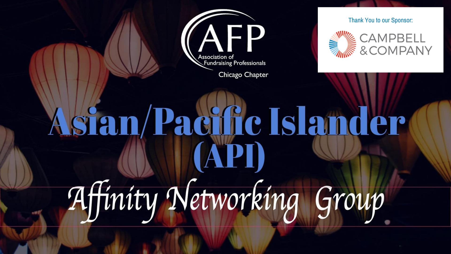 API Affinity Group June 11
