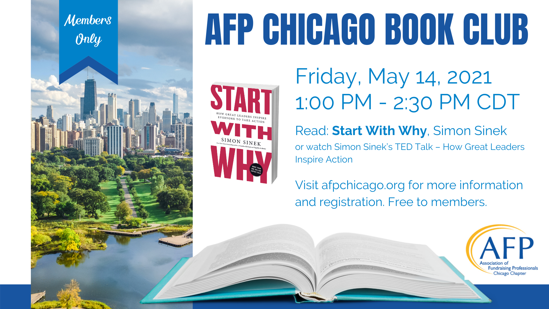 Book Club May 14th Start With Why Simon Sinek